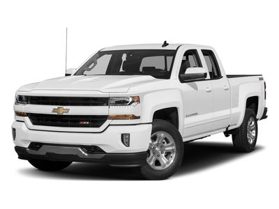 """2018 Chevrolet Silverado 1500 4WD Double Cab 143.5"""" LT w/1LT - Click to see full-size photo viewer"""