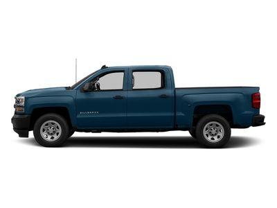 "New 2018 Chevrolet Silverado 1500 4WD Crew Cab 153.0"" Work Truck"