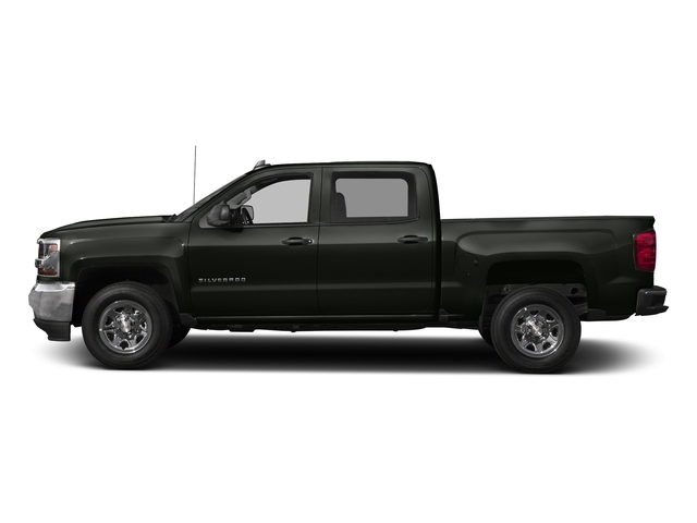 """2018 Chevrolet Silverado 1500 2WD Crew Cab 143.5"""" LS"""