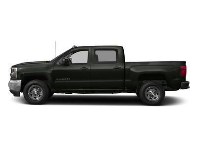 """New 2018 Chevrolet Silverado 1500 2WD Crew Cab 143.5"""" LS"""