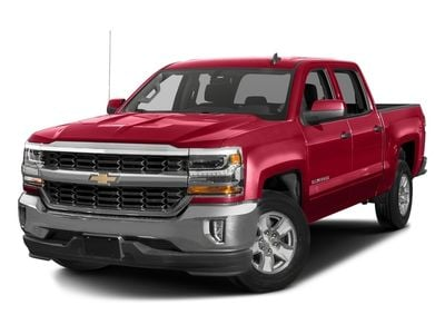 """2018 Chevrolet Silverado 1500 4WD Crew Cab 143.5"""" LT w/2LT - Click to see full-size photo viewer"""