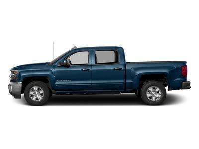 "New 2018 Chevrolet Silverado 1500 4WD Crew Cab 143.5"" LT w/1LT Truck"