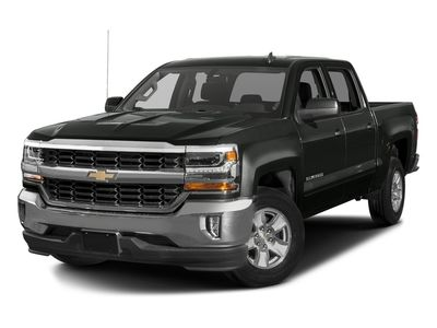 "2018 Chevrolet Silverado 1500 4WD Crew Cab 143.5"" LT w/2LT - Click to see full-size photo viewer"