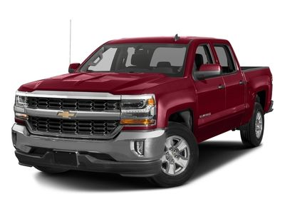 "2018 Chevrolet Silverado 1500 4WD Crew Cab 143.5"" LT w/1LT - Click to see full-size photo viewer"
