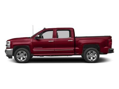 """New 2018 Chevrolet Silverado 1500 4WD Crew Cab 143.5"""" LTZ w/1LZ"""