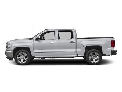 "New 2018 Chevrolet Silverado 1500 4WD Crew Cab 143.5"" LTZ w/2LZ Truck"