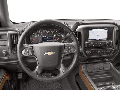 "2018 Chevrolet Silverado 1500 4WD Crew Cab 143.5"" LTZ w/1LZ - Click to see full-size photo viewer"