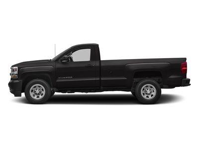 "New 2018 Chevrolet Silverado 1500 4WD Reg Cab 119.0"" Work Truck"