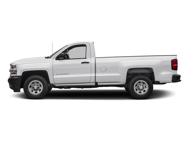 """2018 Chevrolet Silverado 1500 2WD Reg Cab 119.0"""" Work Truck"""