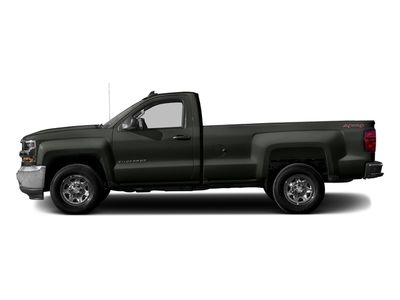 "2018 Chevrolet Silverado 1500 2WD Reg Cab 119.0"" LS - Click to see full-size photo viewer"