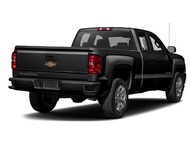 "2018 Chevrolet Silverado 1500 2WD Double Cab 143.5"" Custom - Click to see full-size photo viewer"