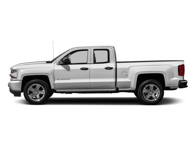 "New 2018 Chevrolet Silverado 1500 2WD Double Cab 143.5"" Custom"