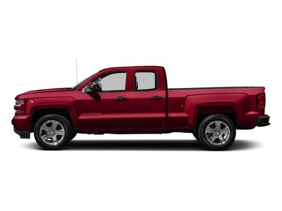 "New 2018 Chevrolet Silverado 1500 4WD Double Cab 143.5"" Custom Truck"