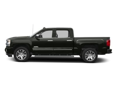 "New 2018 Chevrolet Silverado 1500 4WD Crew Cab 143.5"" High Country"