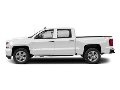 "New 2018 Chevrolet Silverado 1500 2WD Crew Cab 143.5"" Custom Truck"