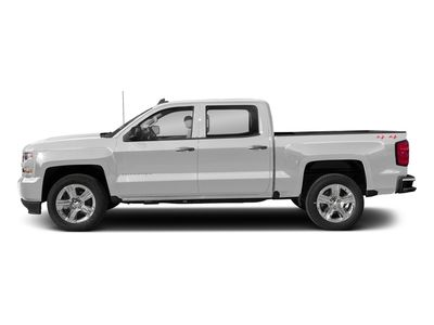 "New 2018 Chevrolet Silverado 1500 4WD Crew Cab 143.5"" Custom Truck"