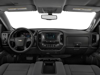 "2018 Chevrolet Silverado 1500 4WD Crew Cab 143.5"" Custom - Click to see full-size photo viewer"
