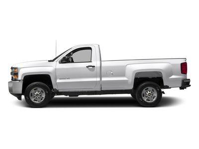 """New 2018 Chevrolet Silverado 2500HD 4WD Reg Cab 133.6"""" Work Truck"""