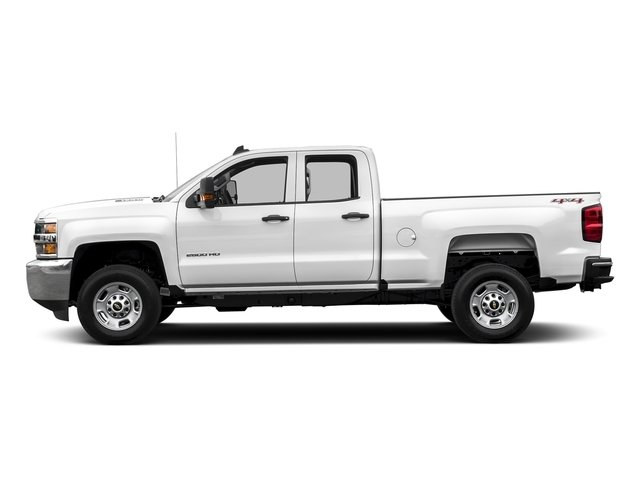 """2018 Dodge Dakota Diesel >> 2018 Chevrolet Silverado 2500HD 2WD Double Cab 158.1"""" Work Truck Truck Extended Cab Long Bed for ..."""