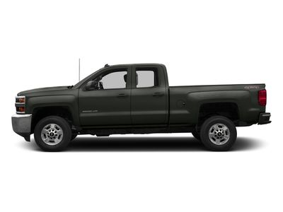 "New 2018 Chevrolet Silverado 2500HD 4WD Double Cab 144.2"" LT Truck"