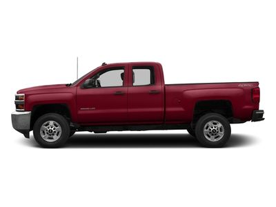 "New 2018 Chevrolet Silverado 2500HD 4WD Double Cab 144.2"" LT Truck Extended Cab Standard Bed"