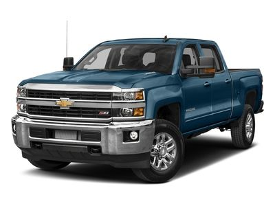 """2018 Chevrolet Silverado 2500HD 4WD Crew Cab 153.7"""" LT - Click to see full-size photo viewer"""