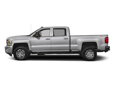 "2018 Chevrolet Silverado 2500HD 4WD Crew Cab 153.7"" LT - Click to see full-size photo viewer"