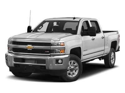 """2018 Chevrolet Silverado 3500HD 4WD Crew Cab 153.7"""" LTZ - Click to see full-size photo viewer"""