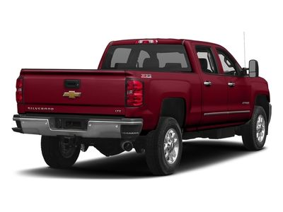 """2018 Chevrolet Silverado 2500HD 4WD Crew Cab 153.7"""" High Country - Click to see full-size photo viewer"""