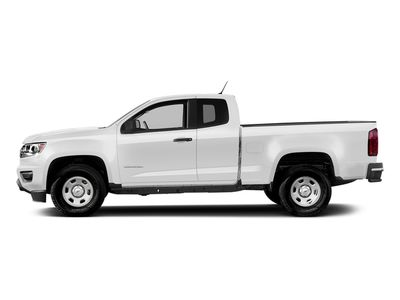"New 2018 Chevrolet Colorado 4WD Ext Cab 128.3"" Work Truck"