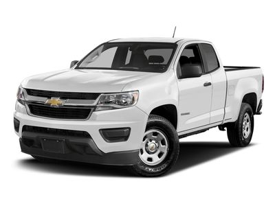 "2018 Chevrolet Colorado 4WD Ext Cab 128.3"" Work Truck - Click to see full-size photo viewer"