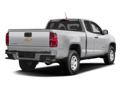 "2018 Chevrolet Colorado 2WD Ext Cab 128.3"" Work Truck - Click to see full-size photo viewer"