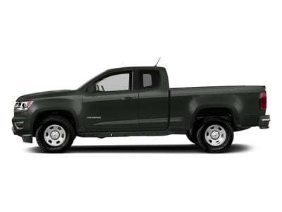 """New 2018 Chevrolet Colorado 2WD Ext Cab 128.3"""" Work Truck"""
