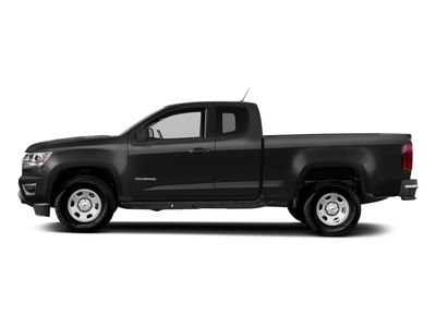 "New 2018 Chevrolet Colorado 2WD Ext Cab 128.3"" Work Truck"