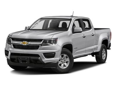 "2018 Chevrolet Colorado 2WD Crew Cab 128.3"" Work Truck - Click to see full-size photo viewer"