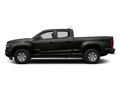 "New 2018 Chevrolet Colorado 2WD Crew Cab 128.3"" Work Truck"