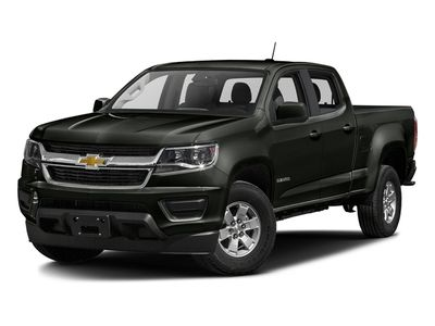 """2018 Chevrolet Colorado 2WD Crew Cab 128.3"""" Work Truck - Click to see full-size photo viewer"""