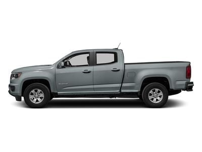 "New 2018 Chevrolet Colorado 2WD Crew Cab 128.3"" Work Truck"