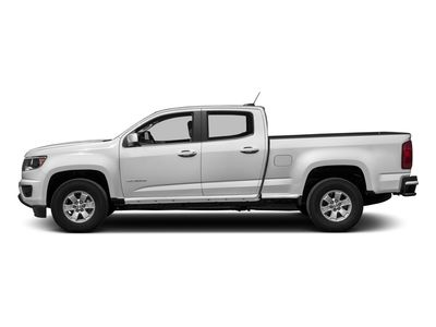 "New 2018 Chevrolet Colorado 4WD Crew Cab 128.3"" Work Truck"
