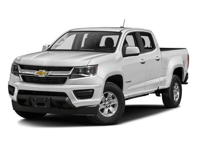"""2018 Chevrolet Colorado 4WD Crew Cab 128.3"""" Work Truck - Click to see full-size photo viewer"""