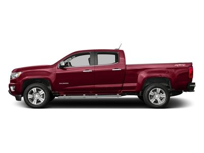"New 2018 Chevrolet Colorado 4WD Crew Cab 128.3"" LT Truck"
