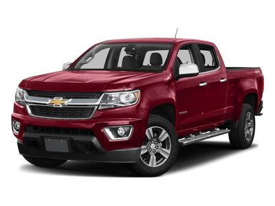"""2018 Chevrolet Colorado 2WD Crew Cab 128.3"""" LT - Click to see full-size photo viewer"""