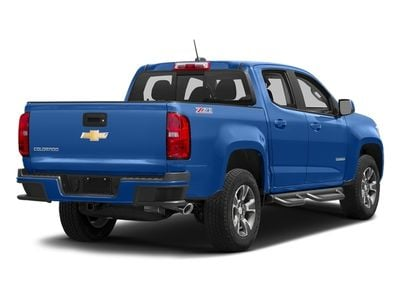 "2018 Chevrolet Colorado 2WD Crew Cab 128.3"" Z71 - Click to see full-size photo viewer"