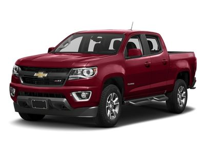 """2018 Chevrolet Colorado 2WD Crew Cab 128.3"""" Z71 - Click to see full-size photo viewer"""