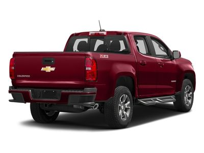 """2018 Chevrolet Colorado 4WD Crew Cab 128.3"""" Z71 - Click to see full-size photo viewer"""