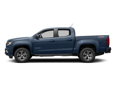 "New 2018 Chevrolet Colorado 4WD Crew Cab 128.3"" Z71"