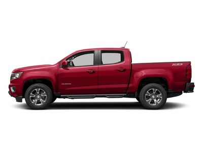 "New 2018 Chevrolet Colorado 4WD Crew Cab 128.3"" Z71 Truck"