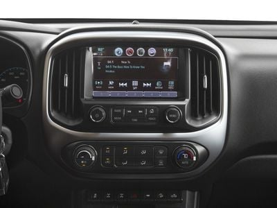 """2018 Chevrolet Colorado 4WD Crew Cab 128.3"""" ZR2 - Click to see full-size photo viewer"""