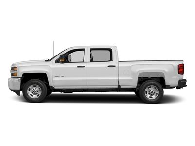"New 2018 Chevrolet Silverado 2500HD 4WD Crew Cab 153.7"" Work Truck"