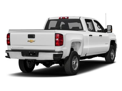 """2018 Chevrolet Silverado 2500HD 4WD Crew Cab 153.7"""" Work Truck - Click to see full-size photo viewer"""